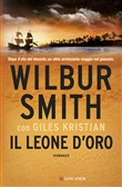 Copertina dell'audiolibro Il leone d'oro di SMITH, Wilbur