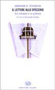 Copertina dell'audiolibro Il lettore allo specchio. Sul romanzo e la scrittura di YEHOSHUA, Abraham