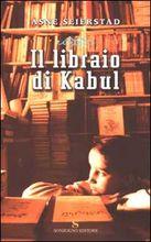 Copertina dell'audiolibro Il libraio di Kabul