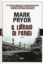 Copertina dell'audiolibro Il libraio di Parigi di PRYOR, Mark