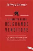 Copertina dell'audiolibro Il libretto rosso del grande venditore di GITOMER, Jeffrey (Traduzione di
