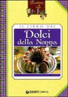 Copertina dell'audiolibro Il libro dei dolci della nonna di AA.VV.