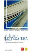 Copertina dell'audiolibro Il libro della letteratura vol. 3/1 di BALDI, G. - GIUSSO, S. - RAZETTI, M.