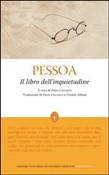 Copertina dell'audiolibro Il libro dell'inquietudine di Bernardo Soares di PESSOA, Fernando
