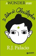 Copertina dell'audiolibro Il libro di Christopher di PALACIO, R.J.