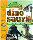 Copertina dell'audiolibro Il libro di… Dinosauri di BOZZI, Maria Luisa