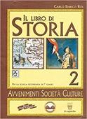 Copertina dell'audiolibro Il libro di storia  2 di ROL, Carlo Enrico