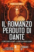 Copertina dell'audiolibro Il libro segreto di Dante di FIORETTI, Francesco