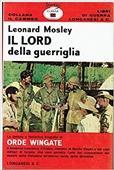 Copertina dell'audiolibro Il lord della guerriglia di MOSLEY, Leonard