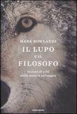 Copertina dell'audiolibro Il lupo e il filosofo di ROWLANDS, Mark