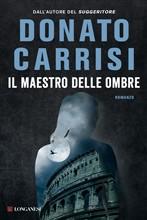 Copertina dell'audiolibro Il maestro delle ombre di CARRISI, Donato