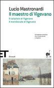 Copertina dell'audiolibro Il maestro di Vigevano di MASTRONARDI, Lucio