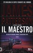 Copertina dell'audiolibro Il maestro di PATTERSON, James - LEDWIDGE, Michael