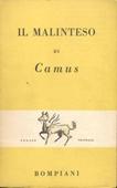 Copertina dell'audiolibro Il malinteso di CAMUS, Albert