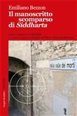 Copertina dell'audiolibro Il manoscritto scomparso di Siddharta