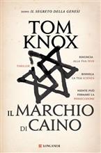 Copertina dell'audiolibro Il marchio di Caino di KNOX, Tom