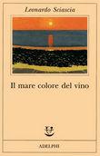 Copertina dell'audiolibro Il mare colore del vino di SCIASCIA, Leonardo