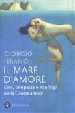 Copertina dell'audiolibro Il mare d'amore di IERANÒ, Giorgio