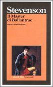 Copertina dell'audiolibro Il master di Ballantrae di STEVENSON, Robert Louis