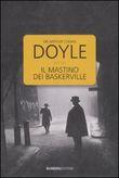 Copertina dell'audiolibro Il mastino dei Baskerville di DOYLE, Arthur Conan, sir