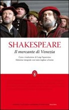 Copertina dell'audiolibro Il mercante di Venezia di SHAKESPEARE, William