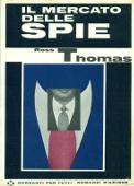 Copertina dell'audiolibro Il mercato delle spie di THOMAS, Ross