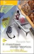 Copertina dell'audiolibro Il mestiere dello storico 3B di NERI, Riccardo