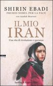 Copertina dell'audiolibro Il mio Iran di EBADI, Shirin