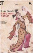 Copertina dell'audiolibro Il mio nome è rosso di PAMUK, Orhan