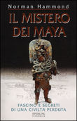 Copertina dell'audiolibro Il Mistero dei Maya di HAMMOND, Norman