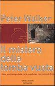 Copertina dell'audiolibro Il mistero della tomba vuota di WALKER, Peter