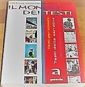 Copertina dell'audiolibro Il mondo dei testi – A di AA.VV.