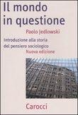 Copertina dell'audiolibro Il mondo in questione di JEDLOWSKI, Paolo