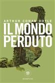 Copertina dell'audiolibro Il mondo perduto di DOYLE, Arthur Conan, sir