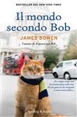Copertina dell'audiolibro Il mondo secondo Bob di BOWEN, James