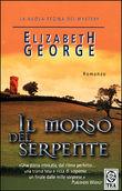 Copertina dell'audiolibro Il morso del serpente di GEORGE, Elizabeth