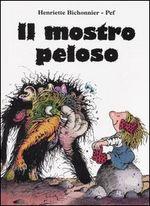 Copertina dell'audiolibro Il mostro peloso di BICHONNIER, Henriette