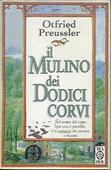 Copertina dell'audiolibro Il mulino dei dodici corvi di PREUSSLER, Otfried