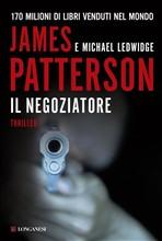 Copertina dell'audiolibro Il negoziatore di PATTERSON, James - LEDWIDGE, Michael