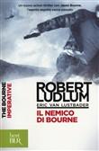 Copertina dell'audiolibro Il nemico di Bourne di LUDLUM, Robert - VAN LUSTBADER, Eric