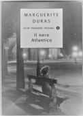 Copertina dell'audiolibro Il nero Altlantico di DURAS, Marguerite