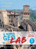 Copertina dell'audiolibro Il nuovo GeoLab 1 di CARAZZI, Maria - PIZZETTI, Luisella