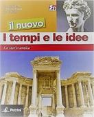 Copertina dell'audiolibro Il nuovo I tempi e le idee – La storia antica di GLIOZZI, G. - RUATA PIAZZA, A. -  NICOLA, S.