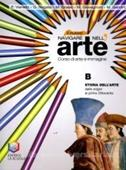 Copertina dell'audiolibro Il nuovo navigare nell'arte B di VIANELLO, P. - REGAGLIA, G. - GRASSI, M.