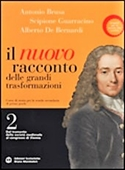 Copertina dell'audiolibro Il nuovo racconto delle grandi trasformazioni 2 di BRUSA, A. - GUARRACINO, S. - DE BERNARDI, A.