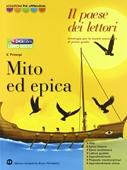 Copertina dell'audiolibro Il paese dei lettori: Mito ed epica di PRINCIPI, V.