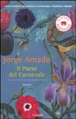 Copertina dell'audiolibro Il Paese del carnevale di AMADO, Jorge