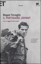 Copertina dell'audiolibro Il partigiano Johnny