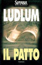 Copertina dell'audiolibro Il patto di LUDLUM, Robert