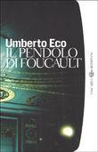 Copertina dell'audiolibro Il pendolo di Foucault di ECO, Umberto
